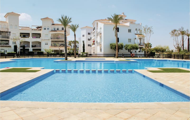 Nice home in Roldán with WiFi and 2 Bedrooms
