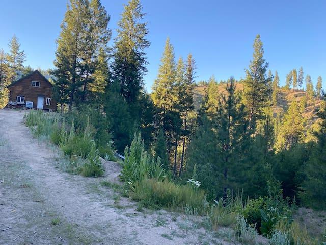 Lowman Cabin