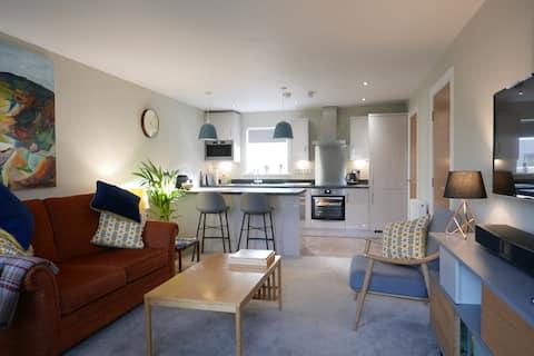 Contemporary Apartment, Richmond