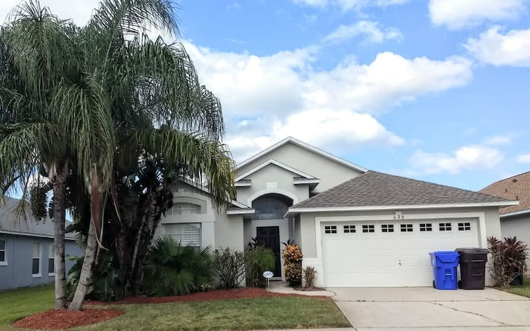 Paradise Found Kissimmee Rental