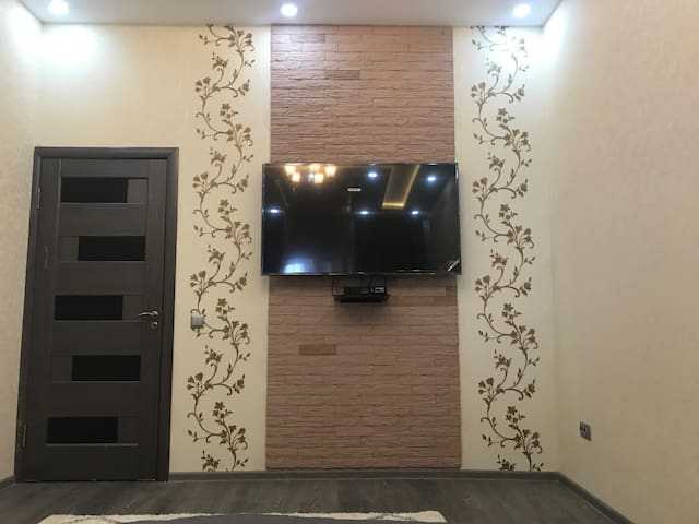 New apartment for rent in the center of the city