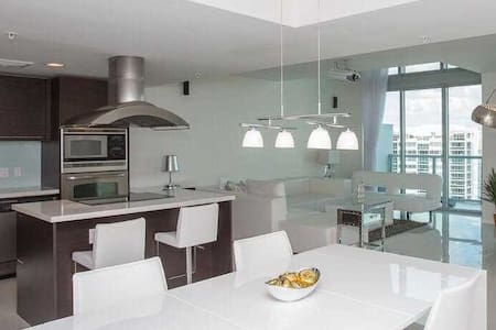 Modern & Luxurious Two Story Condo On the Water! - North Bay Village
