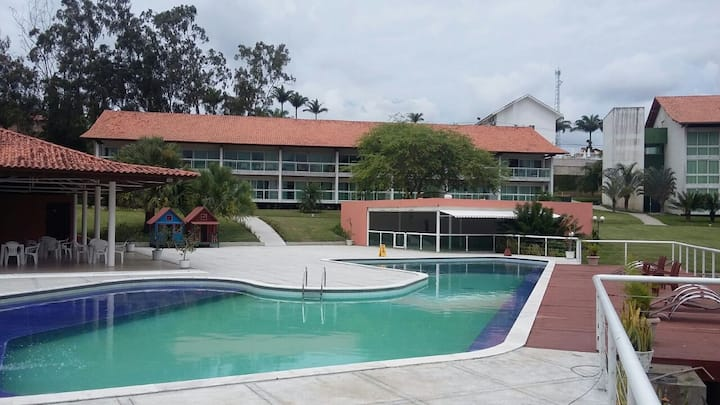 Flat 104 Villa Hípica Flat&Club