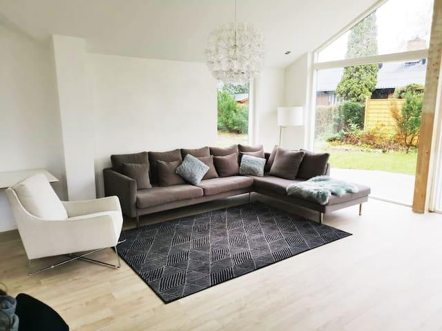 Cozy modern Villa