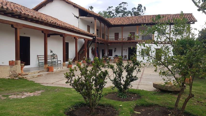 Hacienda Tibolí