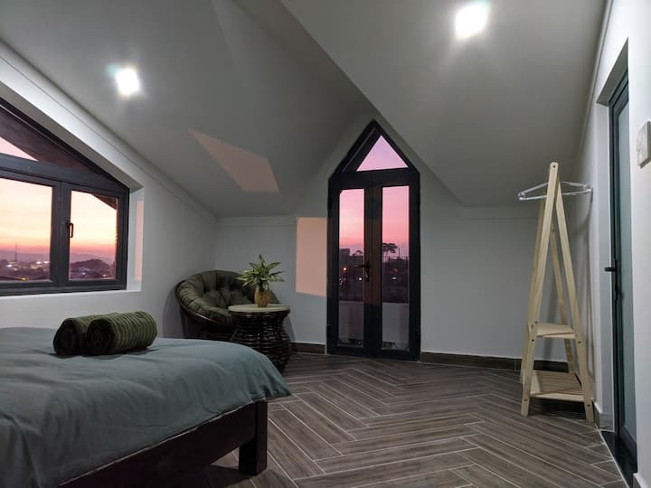 J's House - Dwarf room - Beautiful view