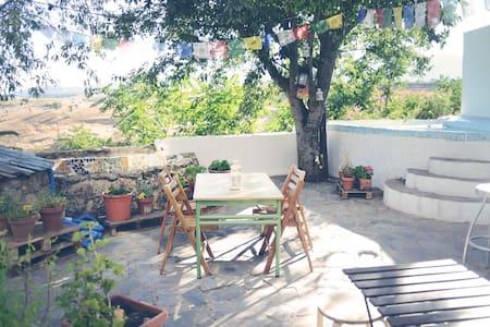 120m2, amazing views +big terrace: El Choque Ideal - Apartment