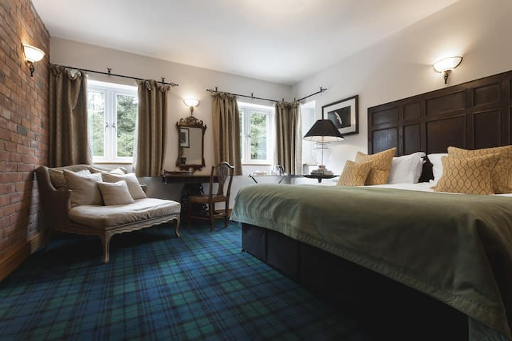 Lyth Valley country House - Owl Room