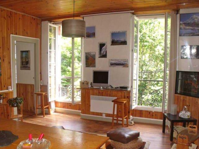 SUPERBE APPARTEMENT T3   aux  EAUX BONNES - Eaux-Bonnes - Apartment