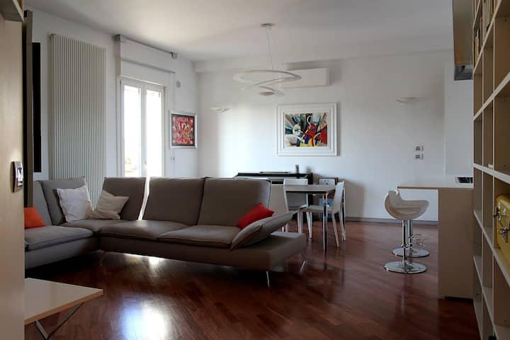 Elegant and cozy apartment