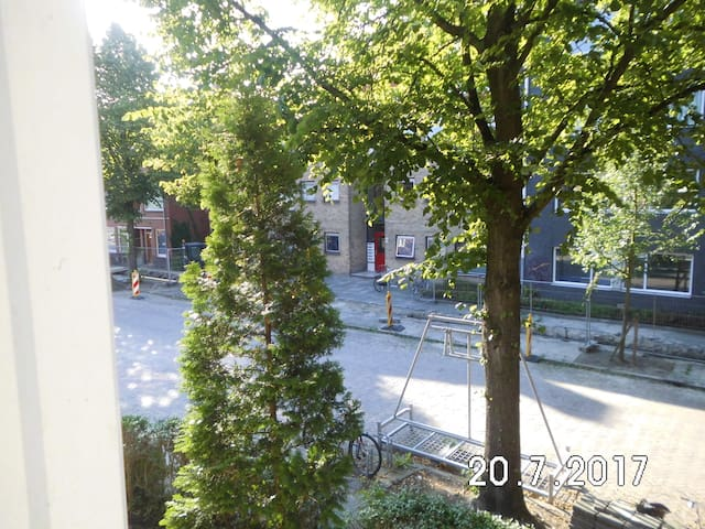 Mooie en rustige woning vlakbij het stadscentrum