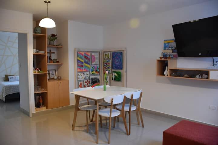 Departamento nuevo y moderno! Zona centro /1 dorm.
