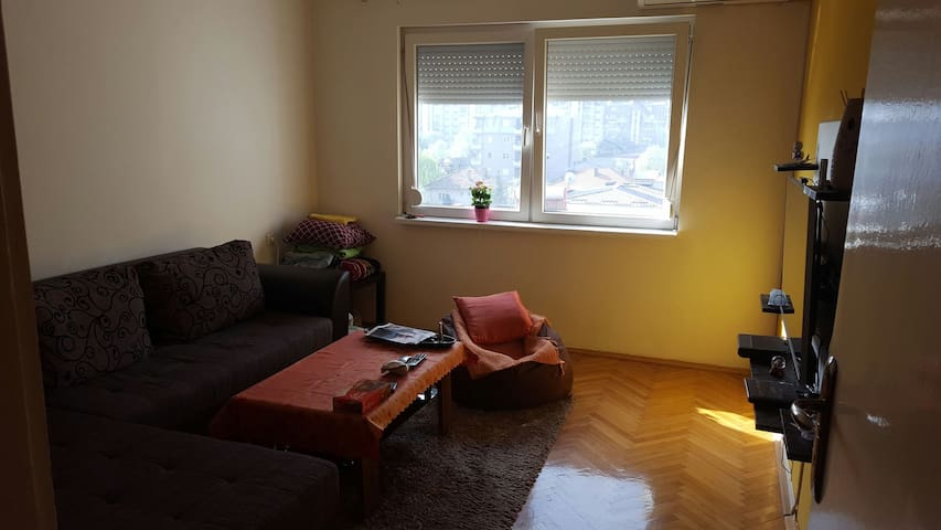 Modern flat in the old part of town - Shkup - Wohnung