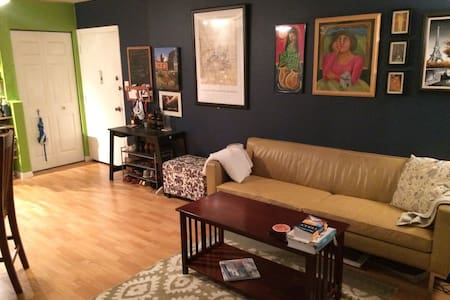 Cute apartment steps from campus/hospital - Gainesville - Daire