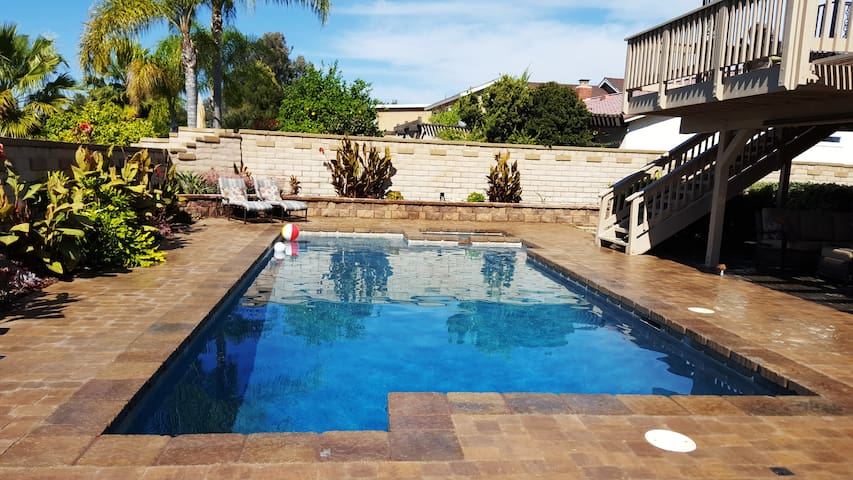 Pool Home Central to all So Cal Fun - Mission Viejo - Hus