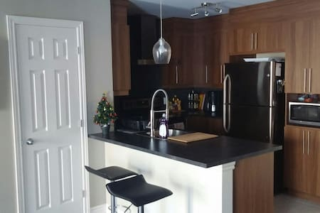 Condo near downtown MONTREAL - Longueuil