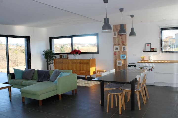Family house with swimming pool - Castres - Casa