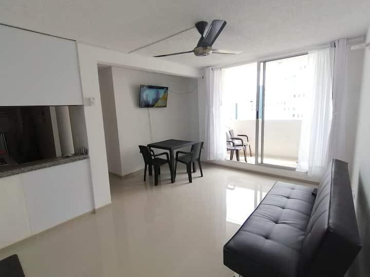 El Club Apartamento, Cartagena de Indias.