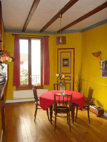 Apartment 2 comfortable and quiet rooms near Paris - Alfortville