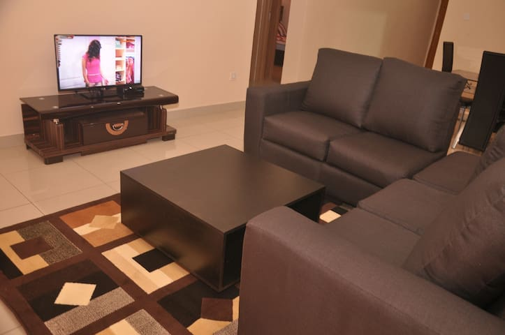 Home2Home: Ivie Apartment - Port Harcourt - อพาร์ทเมนท์