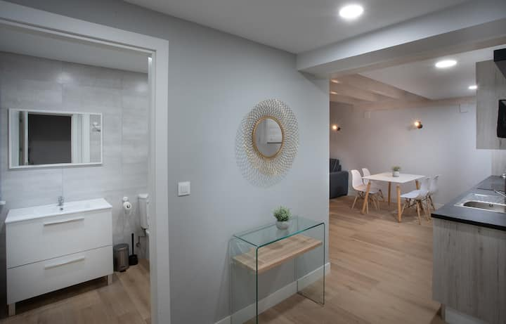 APARTAMENTOS HONDARMENDI, Apartamento MUNDAKA