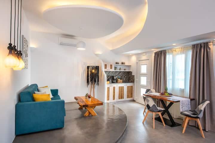 Abasa Suites ''Deluxe Room''