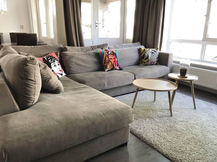 Comfortable ground floor appartment Delfshaven