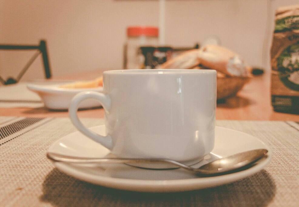 Café o té las 24 hrs