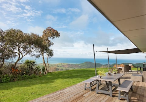 Whare with a view