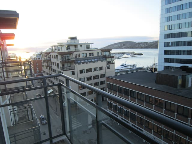 Leilighet midt i Bodø sentrum - Bodo - Apartamento