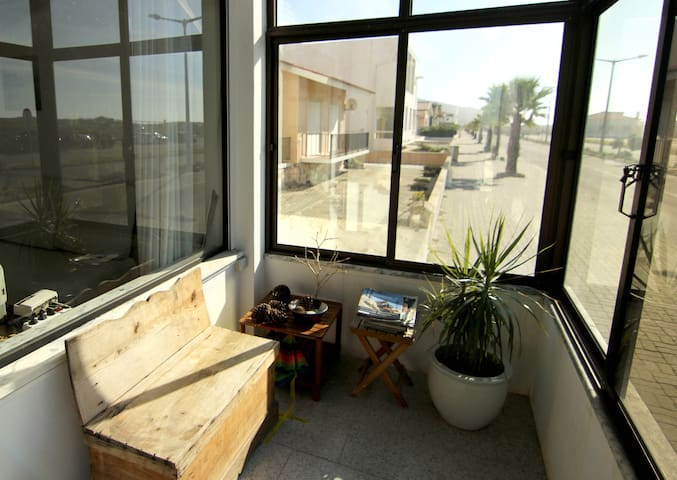 Wild Atlantic beach - Cozy apartment - Praia de Quiaios - Byt