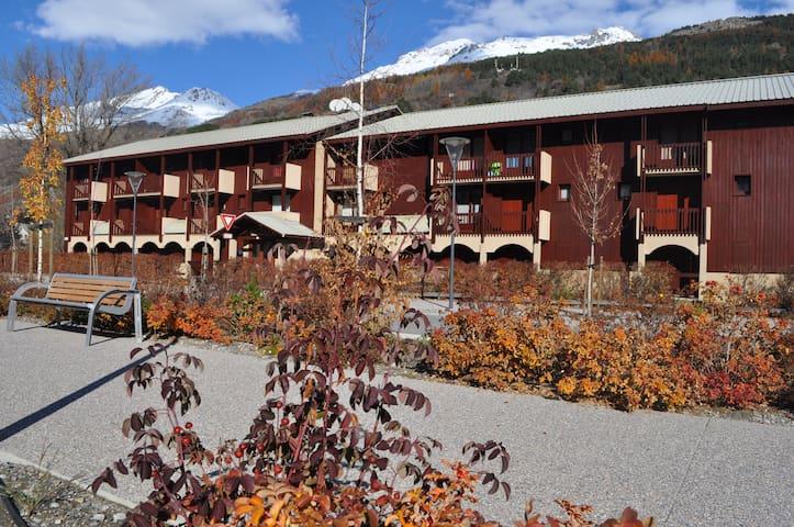 Lumineux appartement 4/5 personnes proche pistes - La Salle-les-Alpes - Appartement