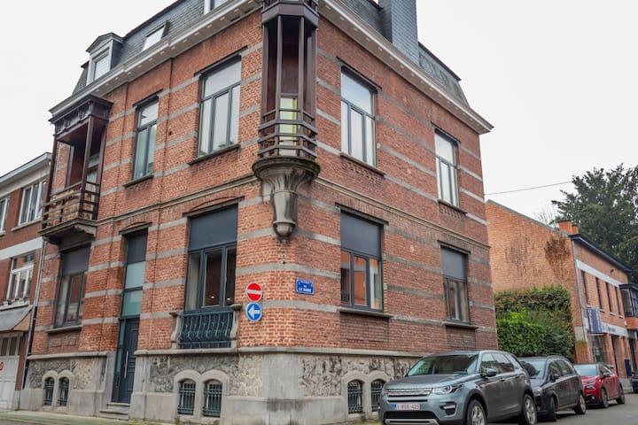 Contemporary Apartment in Dinant near La Meuse River