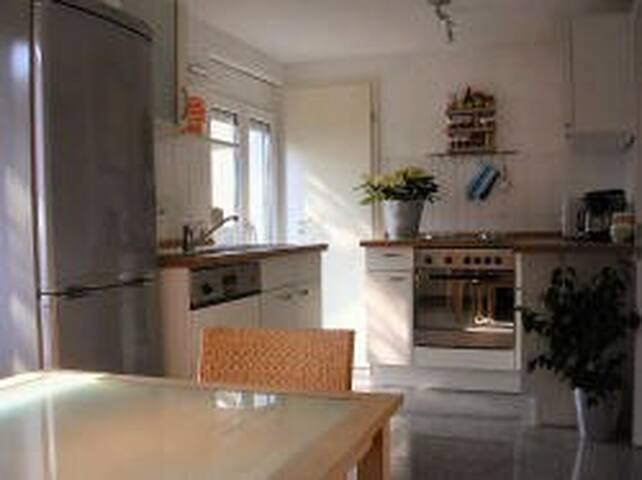 65 qm - Wohnung mit Garten - Parkplatz