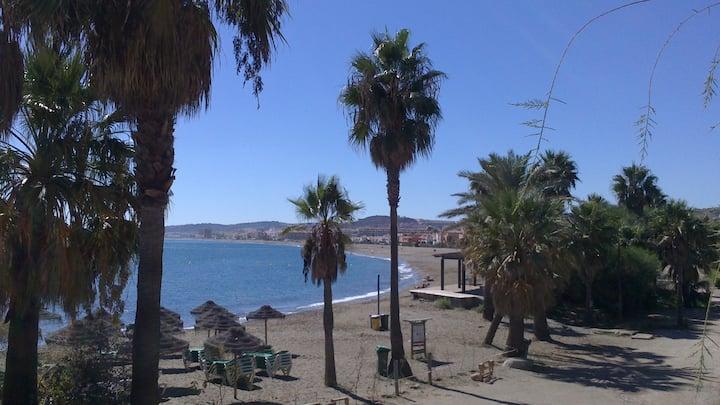 Apartamento en Marina de Casares  en  playa Ancha