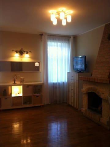 Тихие апартаменты в летней резиденции царей - Pushkin - Apartment
