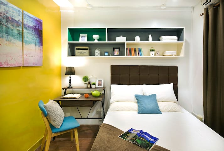 HOMEY AND COZY | 1BR IN MAKATI (01)