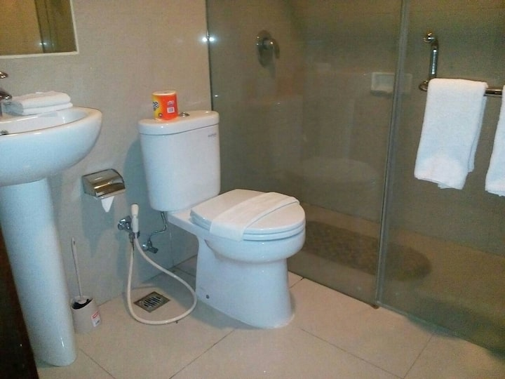 comfortable apartement in bandung city indonesia