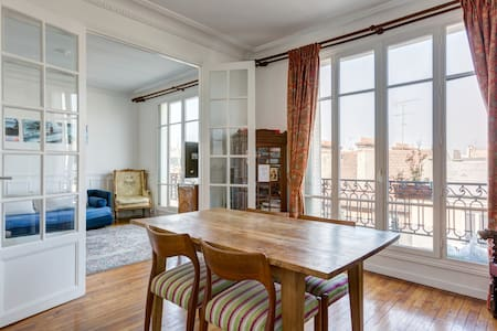 Proche PARIS lumineux 90 m2 - Levallois-Perret