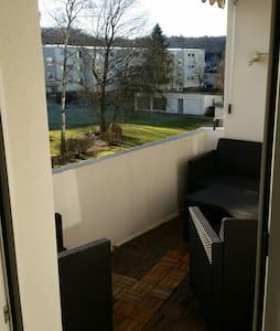 Zentrale 3-Zimmer Wohnung mitBalkon - 沃爾夫斯堡 - 公寓