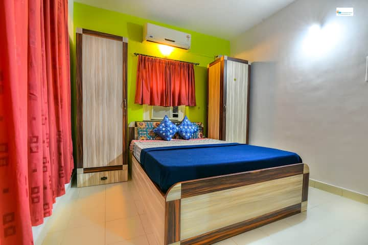 Calangute Budget 1bhk Apartement - Goan Home Stays
