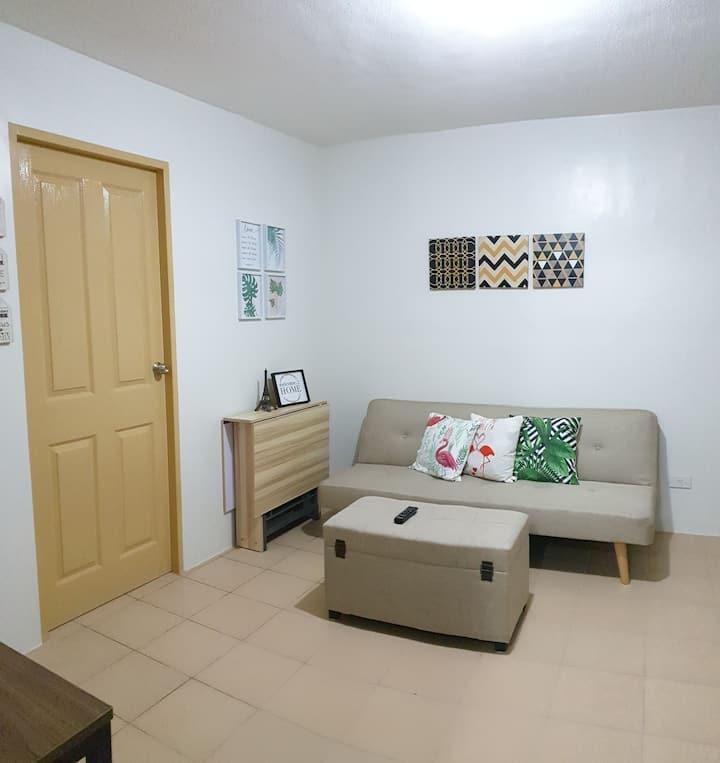 2-bedroom condominium unit at the heart of Iloilo