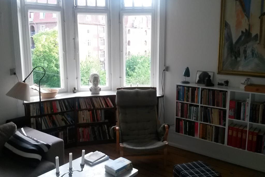 Charming Quiet And Central Appartment Flats For Rent In Copenhagen Capital Region Of Denmark