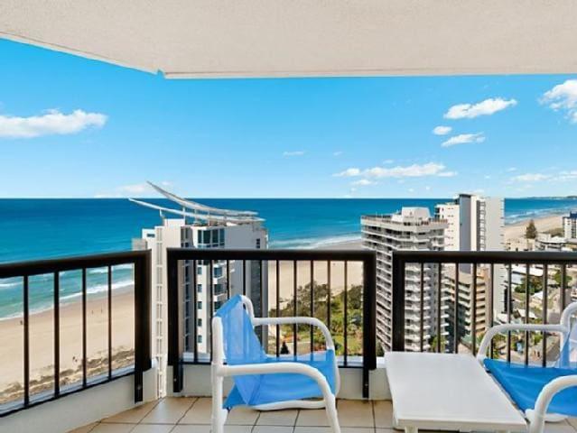 Beachfront Apartment Surfers Paradise - Surfers Paradise - Flat