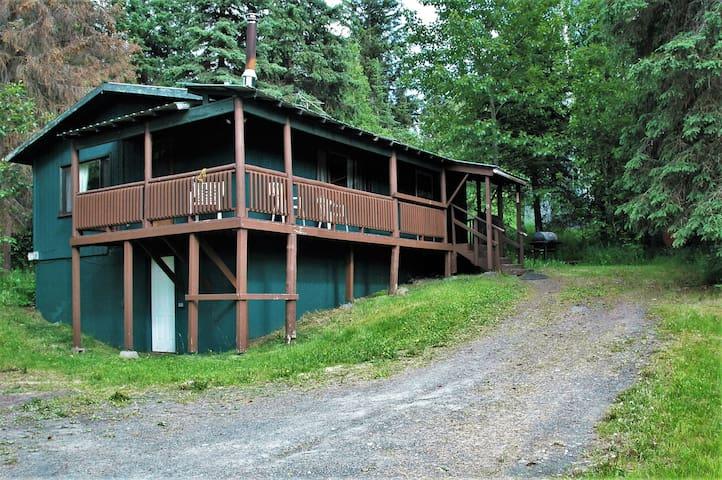 Gwin's Lodge Birch Cottage #8