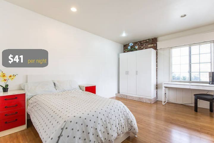 #2 Bedroom - San Gabriel - House