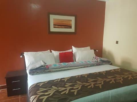 Hallmark Suites Abeokuta - Double Standard Room