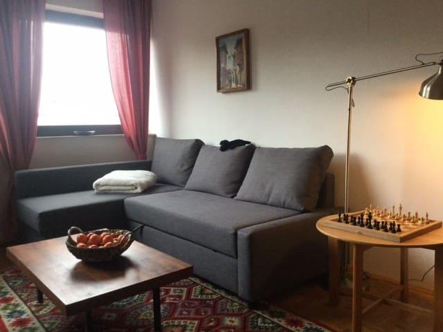 Ruhige Wohnung mit Blick auf den Feldberg