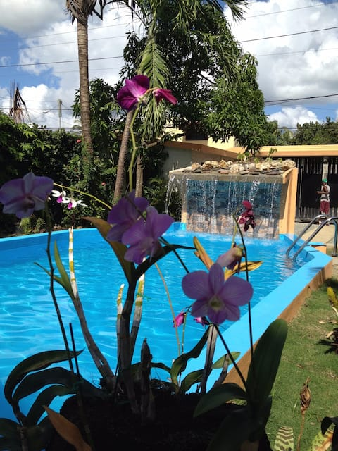 zimbi's Paradies, Pool, BBQ, WiFi and Relax