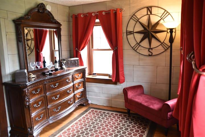 The Zayne Room